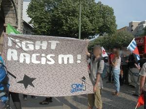 """Kundgebung gegen """"Pro Deutschland"""""""
